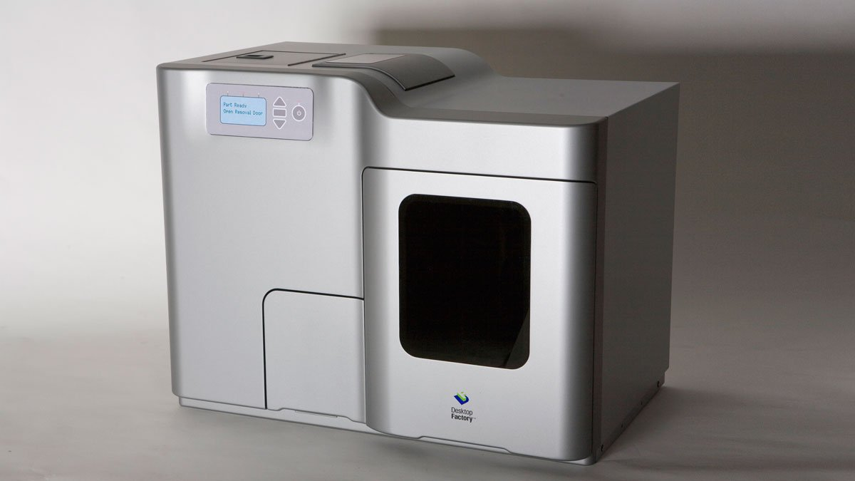 Delivering a 3D Desktop Printer with Mass-Market Appeal
