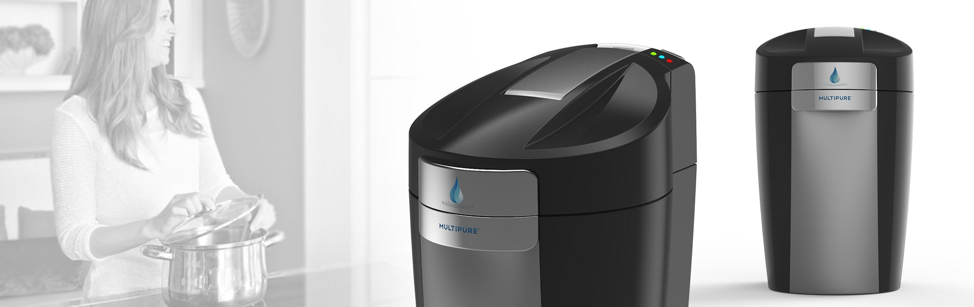 Intelligent Water Filter